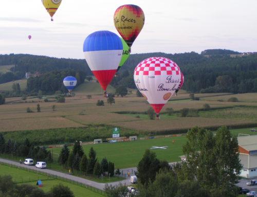La compétition en montgolfière ou la 4e dimension du vol en ballon.